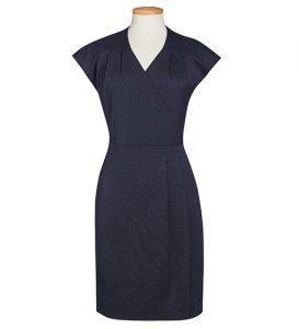 cressida dress navy