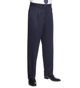 delta trouser navy