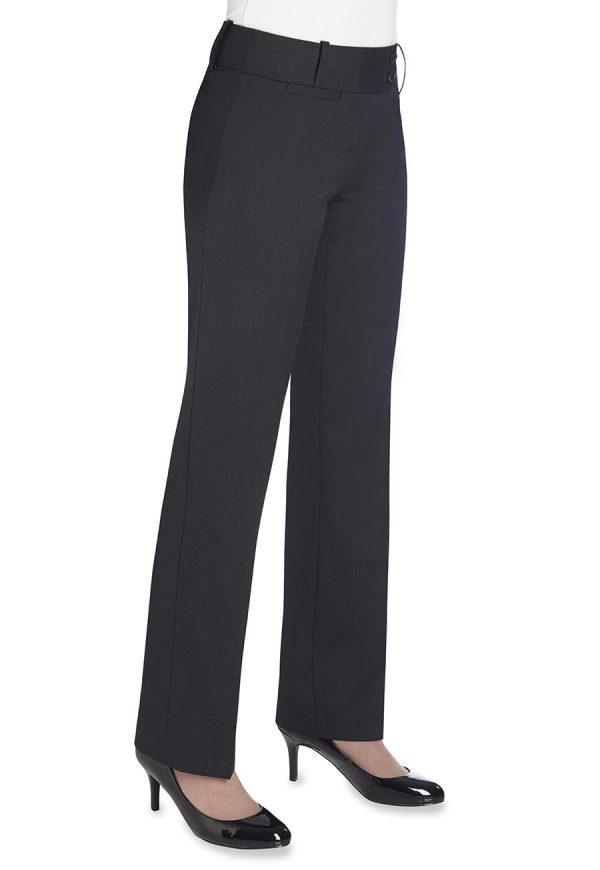 dorchester trouser charcoal