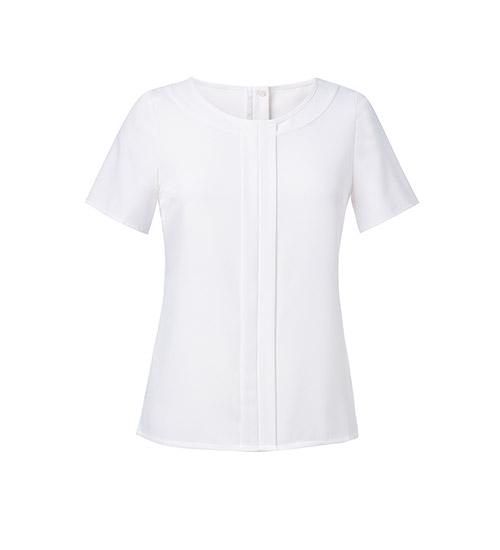felina blouse white