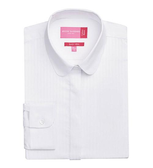 franca white blouse