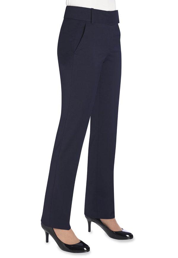 genoa trousers navy