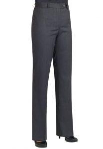 grosvenor trouser mid grey