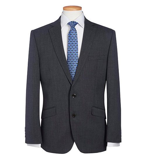 holbeck jacket mid grey