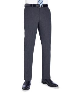holbeck trouser mid grey