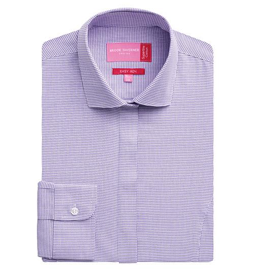 lugano shirt lilac