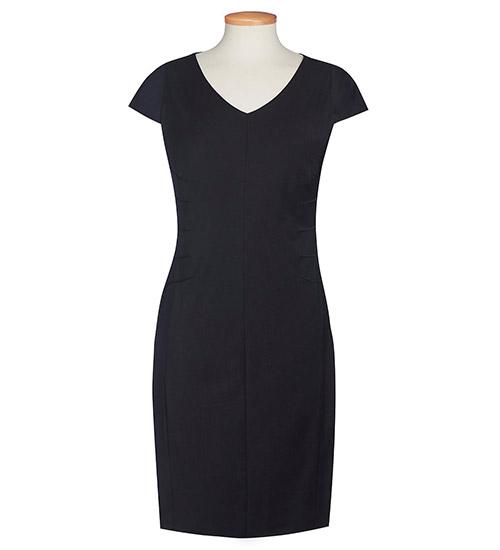 marino dress black