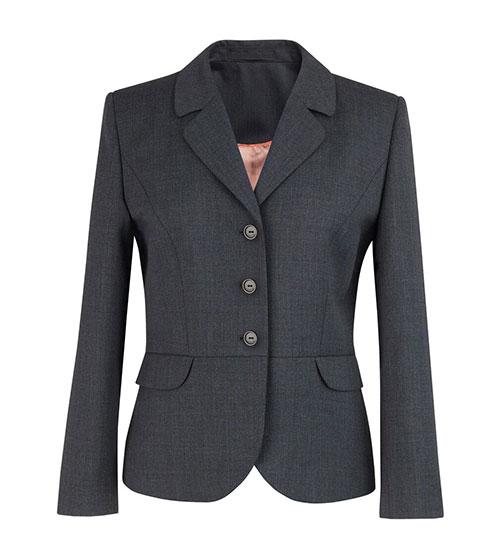 mayfair mid grey jacket