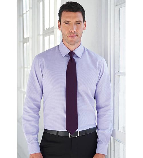 monza shirt lilac