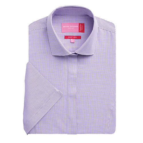 napoli blouse lilac