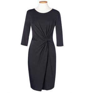 neptune dress black