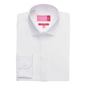 parma blouse white