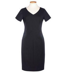 portia dress black