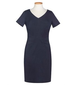 portia dress navy p