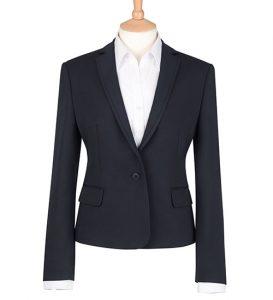 saturn jacket black