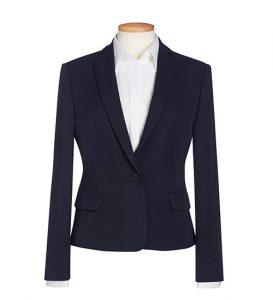 saturn jacket navy