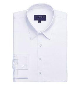 selene blouse white