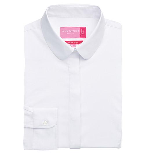 trevi blouse white