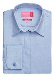 villeta blouse blue