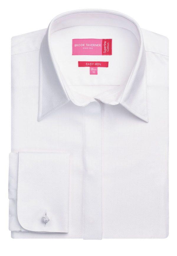 villeta blouse white