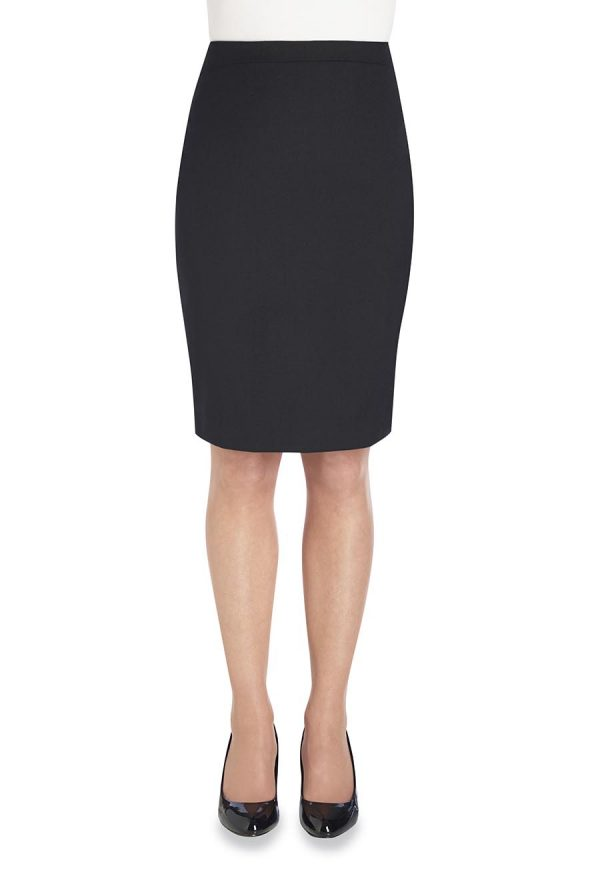 wyndham black skirt