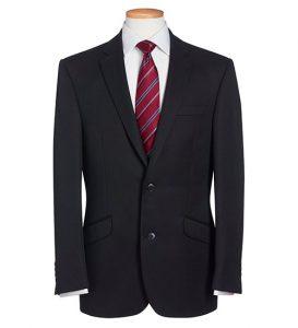 zeus jacket black