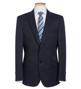 zeus jacket navy