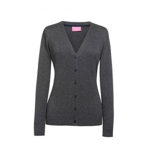 Augusta cardigan charcoal