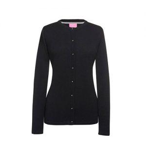 seattle cardigan black