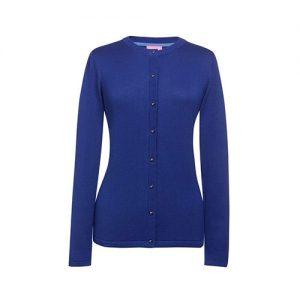 seattle cardigan royal blue