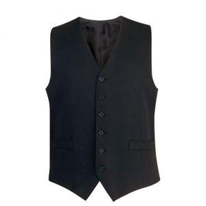 gamma waistcoat black