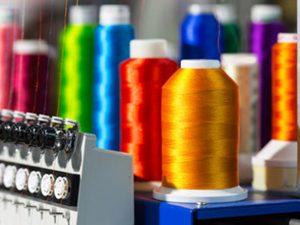 Embroidery machine 5
