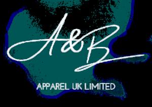 A&B Apparel UK Logo - retina display