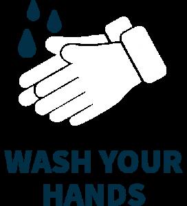Wash your hands illustration