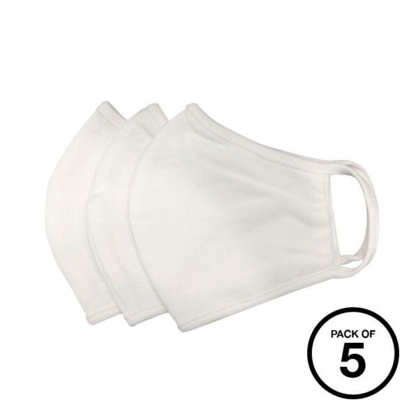 Mask 5 Pack Natural