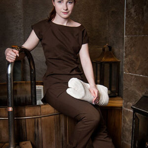 spa trousers cat image